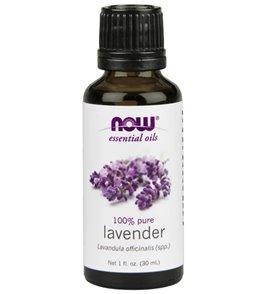 NOW 100% Pure Lavender Essential Oil 1 oz
