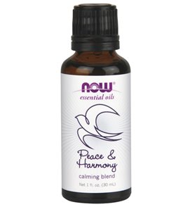 NOW Peace & Harmony/Calming Essential Oil Blend
