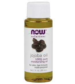 NOW 100% Pure Jojoba Oil 1 oz
