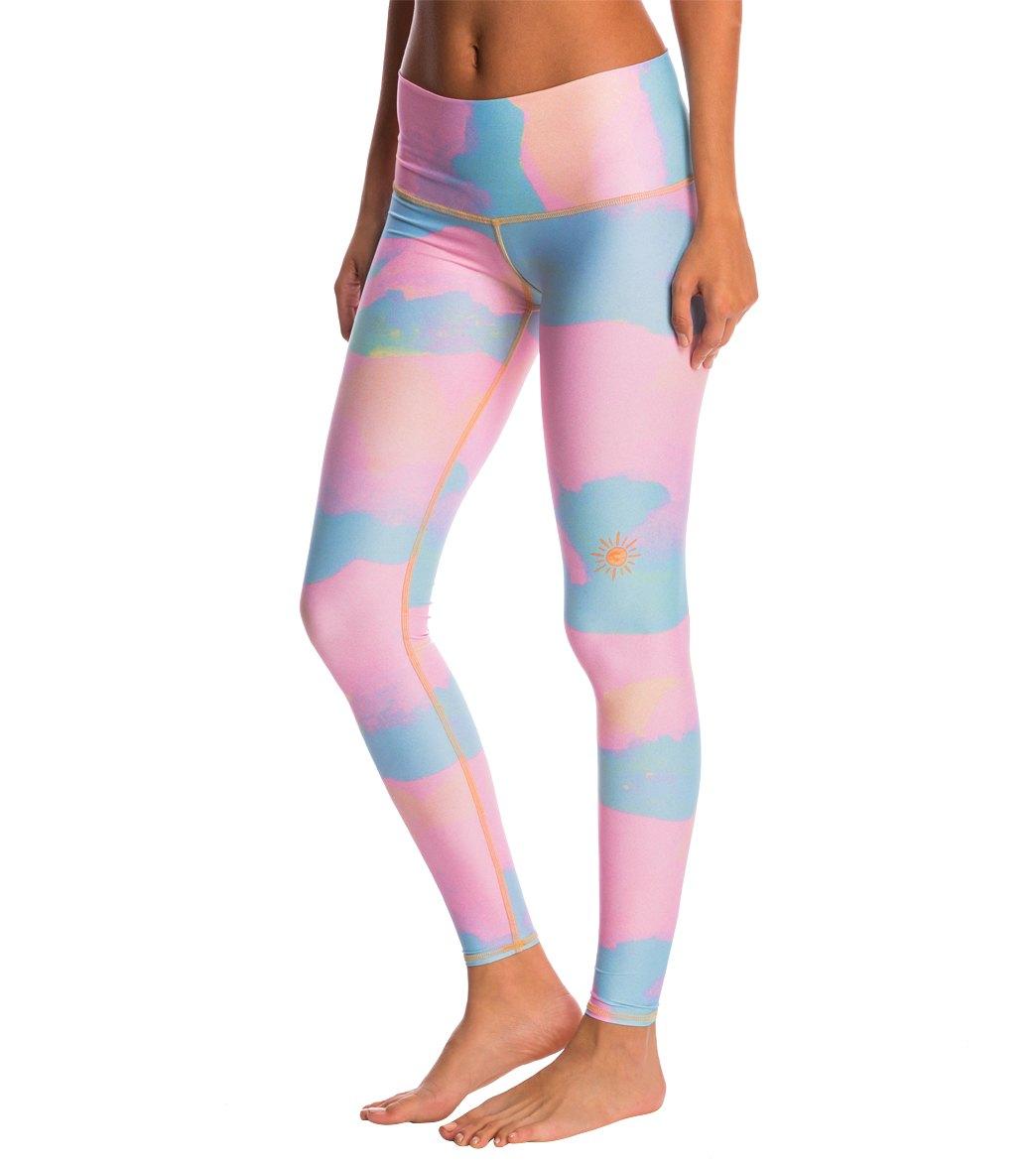f9929c738171e Teeki New Moon Rainbow Hot Pants at YogaOutlet.com - Free Shipping