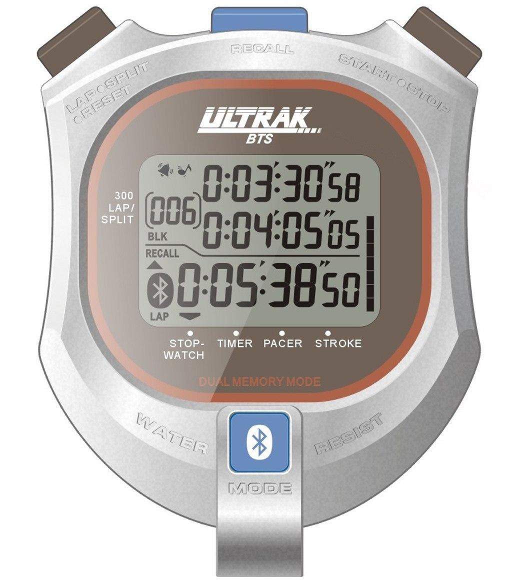 ultrak bts bluetooth stopwatch at swimoutlet com free shipping