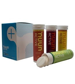 Nuun Active Assorted 4-Pack Hydration Tablets