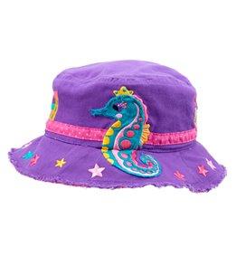 Stephen Joseph Seahorse Bucket Hat