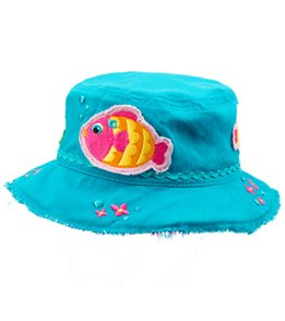 Stephen Joseph Fish Bucket Hat