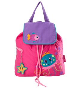 Stephen Joseph Jellyfish Quilted Backpack