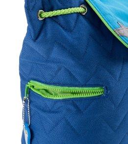 Stephen Joseph Shark Quilted Backpack