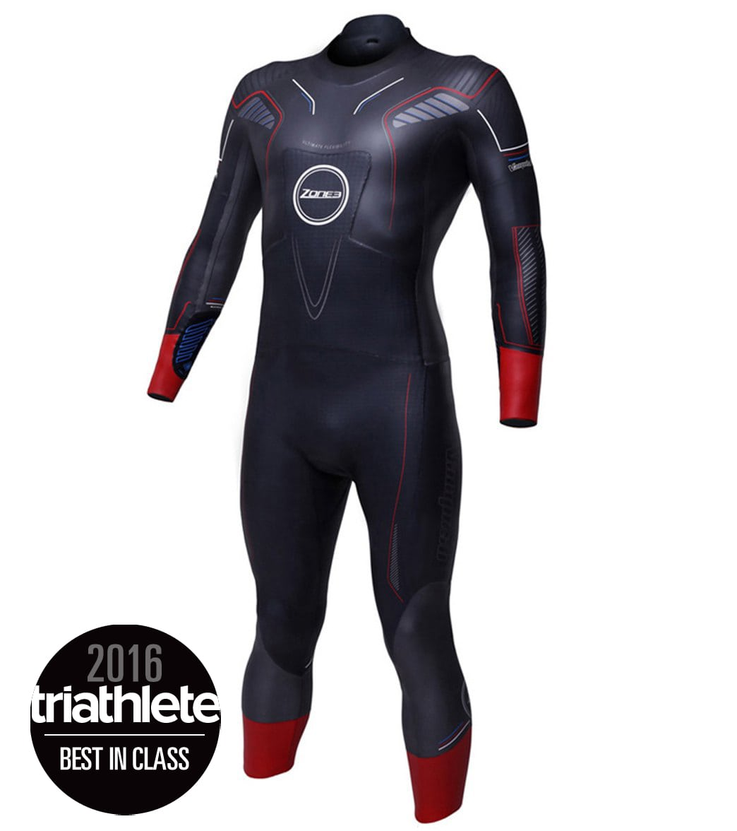 155a779c9d Zone 3 Men's Vanquish Fullsleeve Triathlon Wetsuit at SwimOutlet.com - Free  Shipping