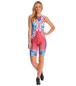 Triflare Women's USA Beauty Tri Suit