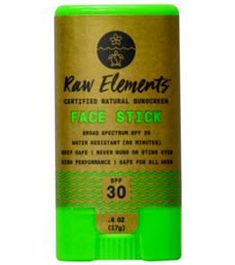 Raw Elements Eco Sunscreen Stick SPF 30+