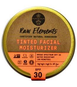 Raw Elements Tinted Facial Moisturizer Tin SPF 30