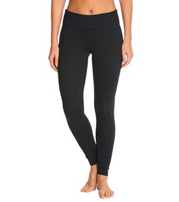 25f7bbd4ada84 Zobha High Waisted Rubber Print Yoga Leggings at YogaOutlet.com