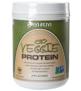 MRM Veggie Protein Powder, Natural Unflavored (561g)