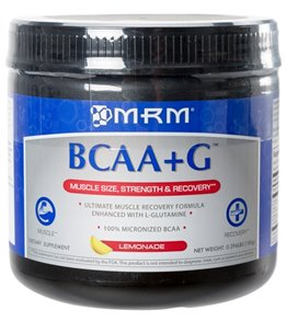 MRM BCAA + G  180g Ultimate Recovery Formula