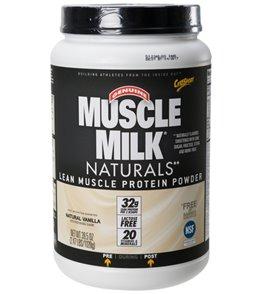 CytoSport Muscle Milk Naturals Protein Powder - 2.47lb