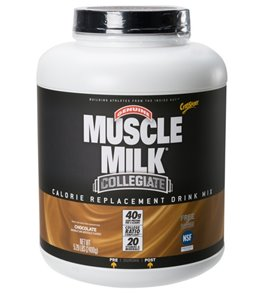 CytoSport Muscle Milk Collegiate, Genuine Protein Powder - 5.29 lb