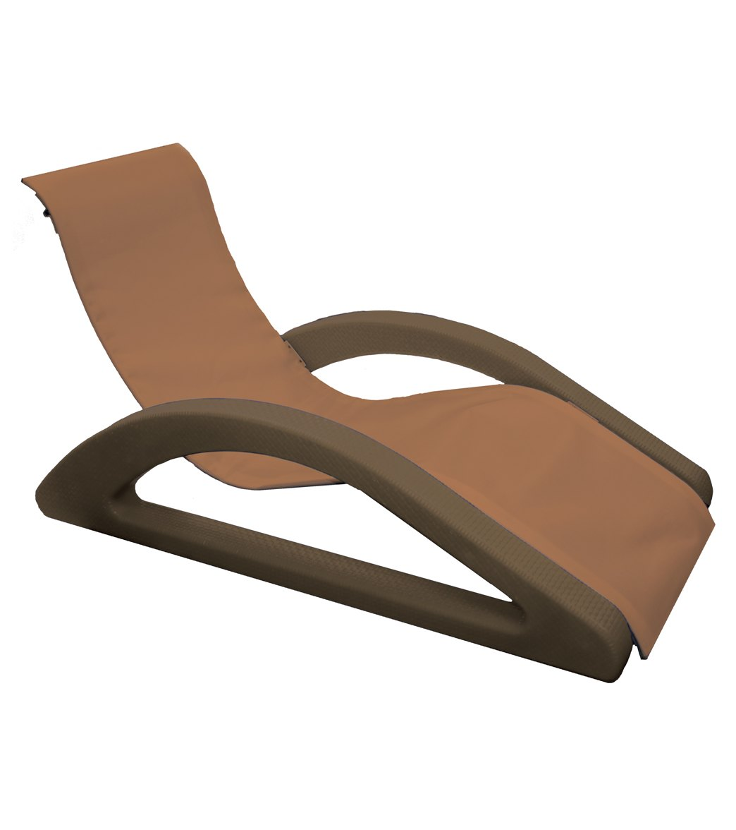 Swimways Terra Sol Riviera Chaise Floating Lounger At