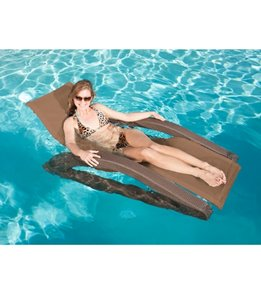 Swimways Terra Sol Riviera Chaise Floating Lounger