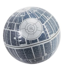 Swimways Star Wars Death Star Light Up Beach Ball