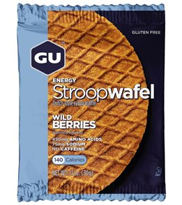 Gu Energy Stroopwafel - Gluten Free (Single)