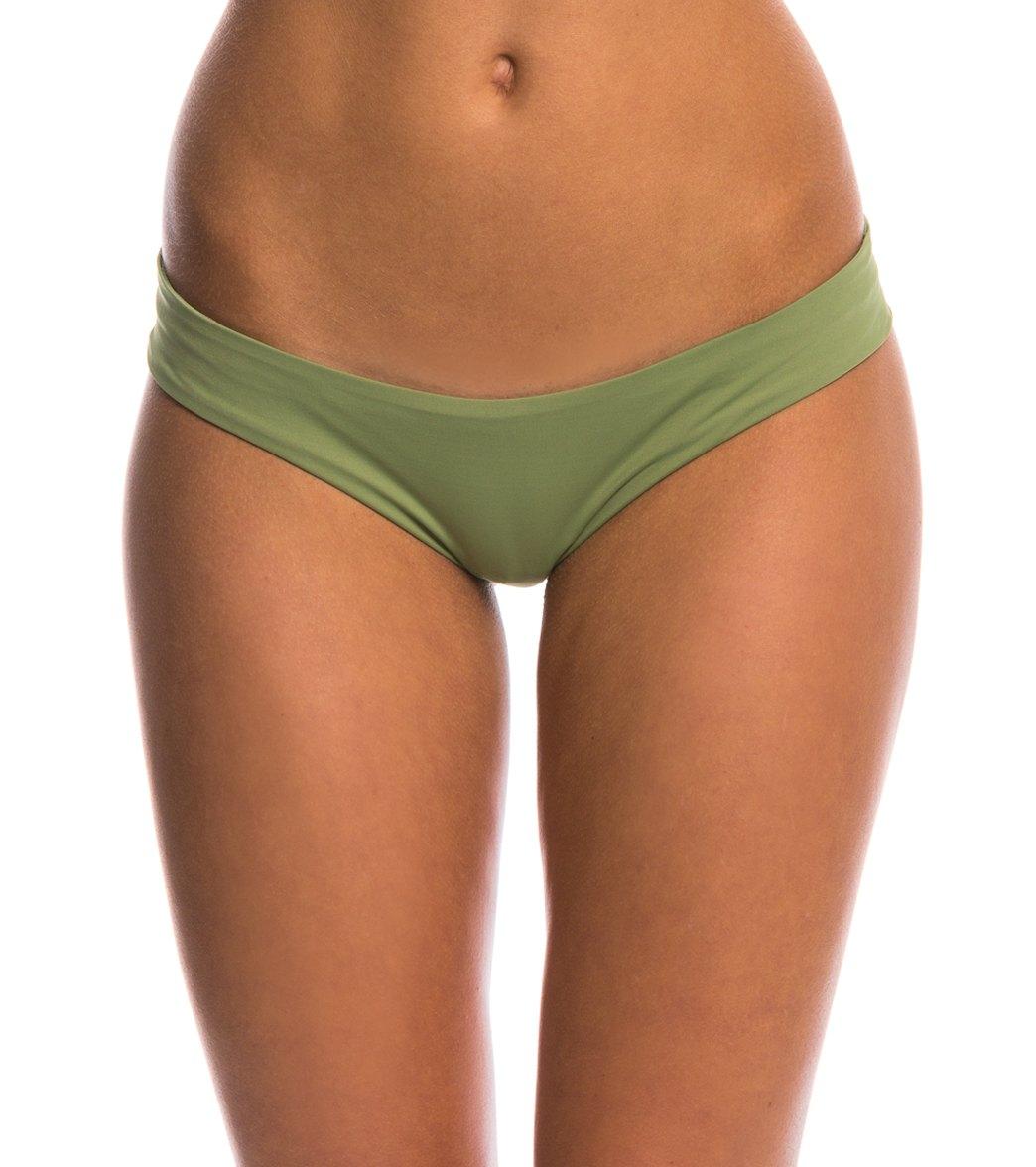 12e5971aff Boys + Arrows Olive Kiki The Killer Bikini Bottom at SwimOutlet.com ...
