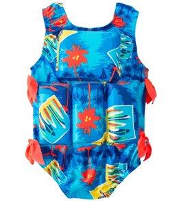 My Pool Pal Girls' Woody Floatation Swimsuit