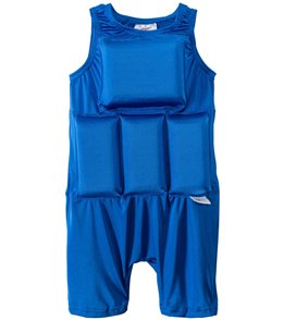 My Pool Pal Boys' Blue Floatation Swimsuit
