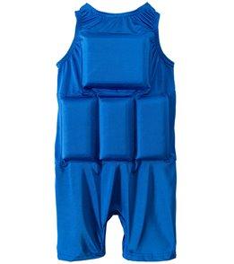 My Pool Pal Boys' Blue Floatation Swimsuit