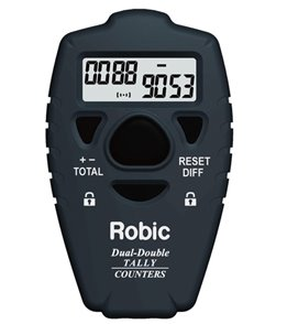 Robic M467 Dual Digital Tally Counter
