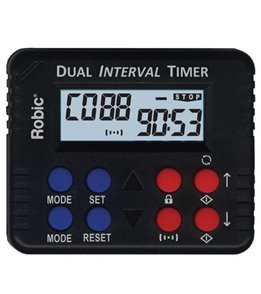 Robic M613 Personal Fitness and Conditioning Repetitive Interval Training Timer