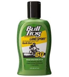 BullFrog Land Sport Quik Gel SPF 50