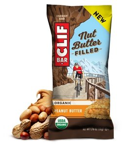 Clif Bar Nut Butter Filled Energy Bars (12 Pack)