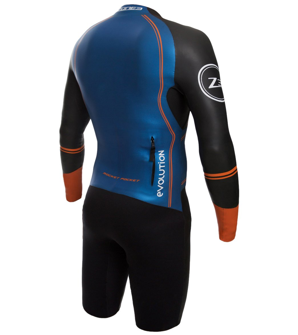Zone 3 Men s Swim-Run Evolution Wetsuit at SwimOutlet.com - Free ... 7d0807c6e836