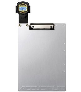 Accusplit Custom Clipboard with Stopwatch Holder