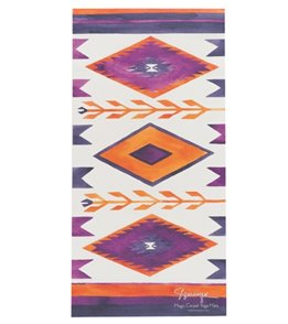 "Magic Carpet Young Yogi Southwest Kids Yoga Mat 48"" 6.4mm Extra Thick"