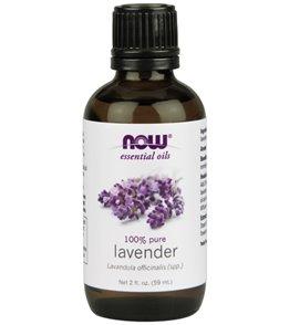 NOW 100% Pure Lavender Oil 2 oz