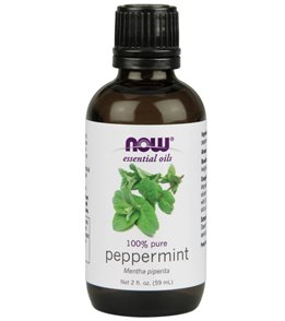 NOW 100% Pure Peppermint Oil 2 oz