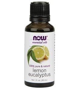 NOW 100% Pure & Natural Lemon/Eucalyptus Oil 1 oz