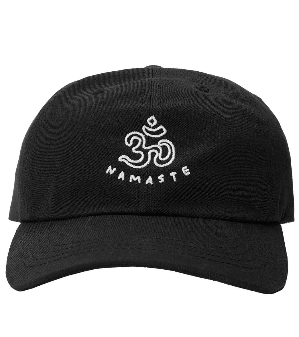 39ebea39991 Spiritual Gangster Om Namaste Dad Hat at YogaOutlet.com
