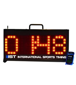 International Sports Timing Swimclock With Bluetooth (Battery Included)