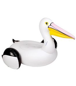 SunnyLife Inflatable Luxe Pelican Float