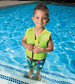 Poolmaster Dino Swim Vest (1-3 yrs)
