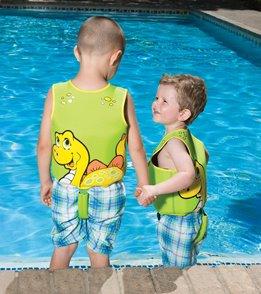 Poolmaster Dino Swim Vest (1-3 yrs)