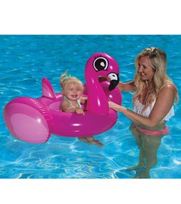Poolmaster Flamingo Baby Rider