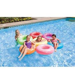 Poolmaster Ring-A-Ding-Ding Island Float