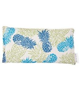 Baja Zen Pineapple Print Yoga Eye Soother Pillow