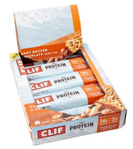 Clif Bar Whey Protein Bar (8 Pack)