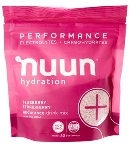 Nuun Performance Endurance Hydration Mix  (32oz Pouch)