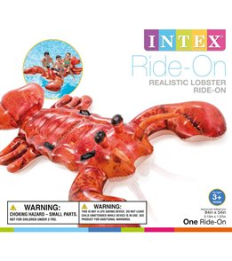Intex Lobster Ride-On (ages 3+)