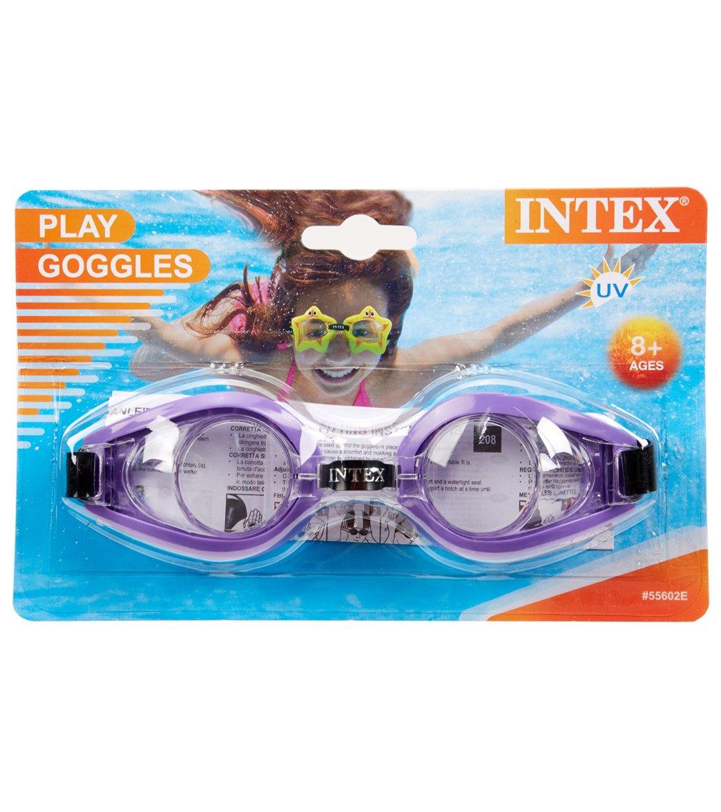88469db01a Intex Play Goggles (ages 8+) at SwimOutlet.com