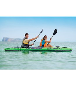 Intex Challenger K2 Kayak w/ 86